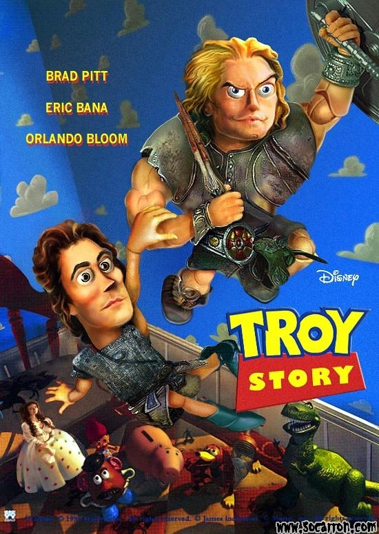 PELICULAS Y ESTRENOSSS!!! Troystory